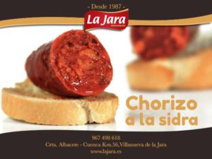 RECETA | Chorizos a la sidra