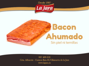 NUESTROS PRODUCTOS | Bacon Ahumado