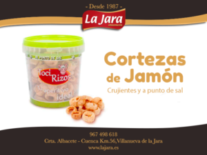 NUESTROS PRODUCTOS | Cortezas de Jamón