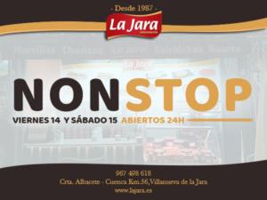 NUEVO HORARIO | Abiertos 24h