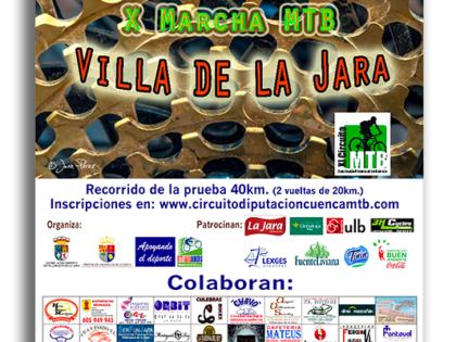 X MARCHA MTB   Villa de La Jara