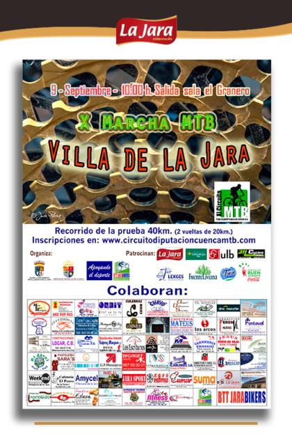 X MARCHA MTB | Villa de La Jara
